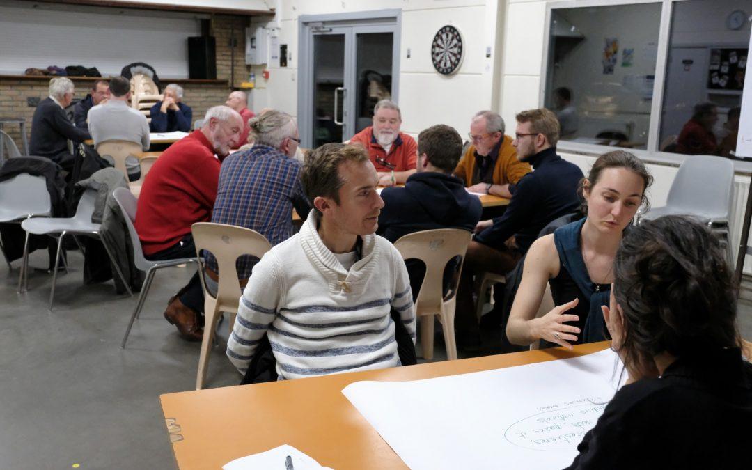 Réunion participative ce 28/11 à Froidmont. Au menu : le Plan Communal de Développement de la Nature (PCDN)